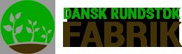 Dansk Rundstok/ træribber/kosteskafter Logo